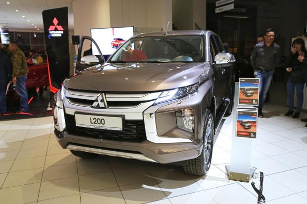 Kultowy już pick-up Mitsubishi jest na rynku od ponad 40 lat.
