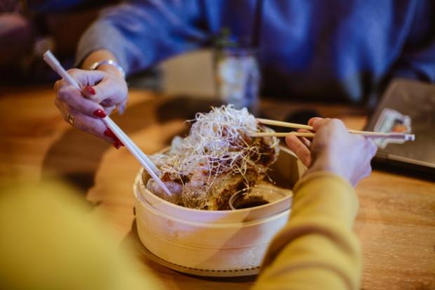 Meso Gyoza to bar z japońskimi pierożkami.