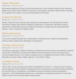 """Tak niedawno """"Boże Ciało"""" na gorąco recenzował zespół Trojmiasto.pl podczas 44. Festiwalu Polskich Filmów Fabularnych w Gdyni."""
