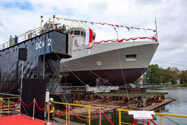 Albatros ma trafić do służby w 2020 roku.