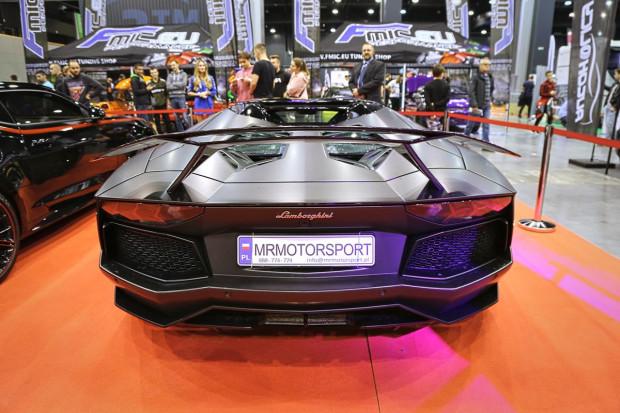 Targi motoryzacyjne 3TM w Amber Expo.