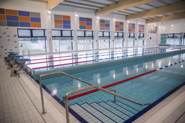 Latem zeszłego roku otwarto basen na Oruni.
