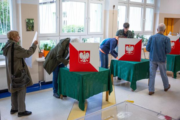 Frekwencja wyborcza w Gdańsku i Sopocie przekroczyła 70 proc.