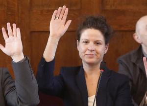 Aleksandra Gosk, miejska radna, ma zostać nową wiceprezydent Sopotu.