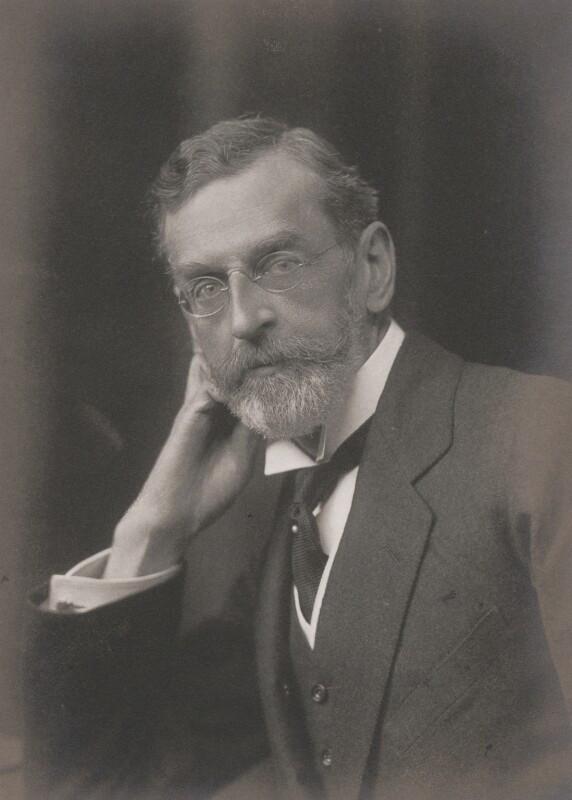 Reginald Tomas Tower, pierwszy wysoki komisarz Ligi Narodów w Wolnym Mieście Gdańsku.