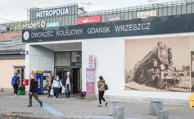 Opisany przez czytelnika problem dotyczy weekendowych przesiadek między SKM a PKM na dworcu we Wrzeszczu.