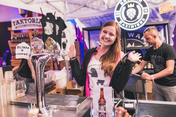 W trakcie Festiwalu Piw Rzemieślniczych Hevelka będzie można spróbować ponad 100 piw od 20 wystawców.