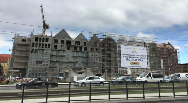 Budowa Grano Hotels jest zaawansowana. Ma zostać zakończona do drugiego kwartału 2020 r.