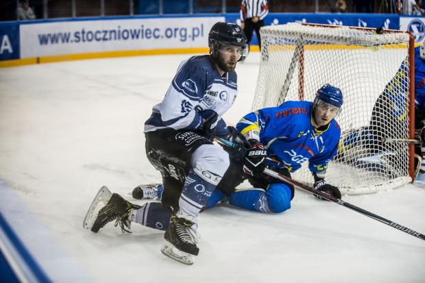 Marek Wróbel jako hokeista grał m.in. dla zespołu z Gdańska - najpierw dla GKS Stoczniowca, a następnie MH Automatyki.