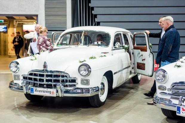 Samochody do ślubu