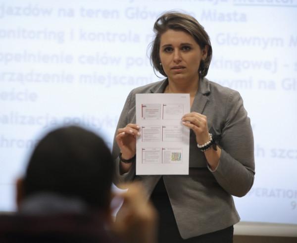 Karina Rembiewska była menadżerką Śródmieścia przez ponad trzy lata.