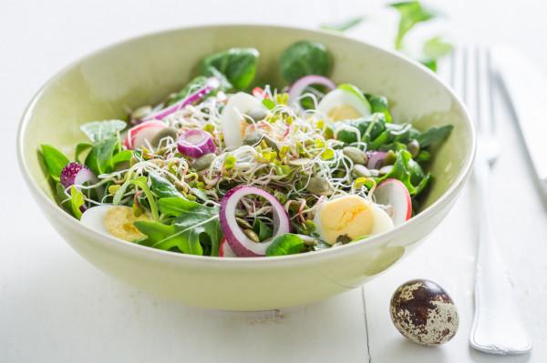 Zdrowa dieta powinna uwzględniać różnorodne produkty.