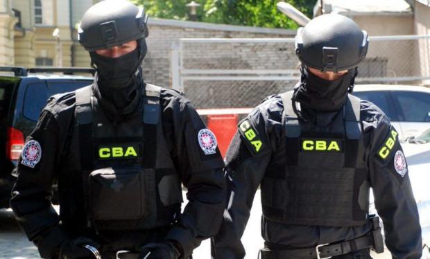 CBA zatrzymało trzy osoby.