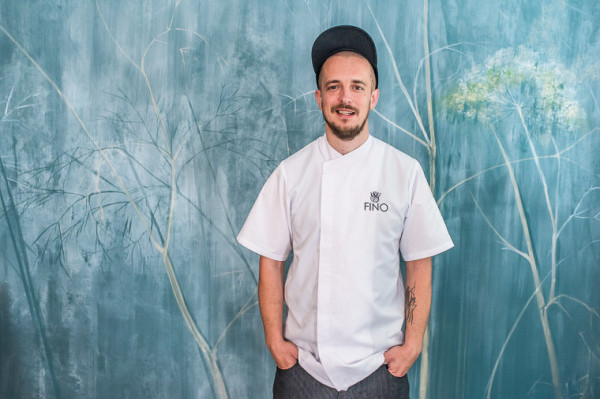 Jacek Koprowski prowadzi dwie restauracje - Fino i Osteria Fino.