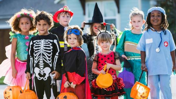 Halloween to coraz bardziej popularne święto.