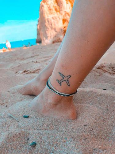 Wakacyjny tatuaż