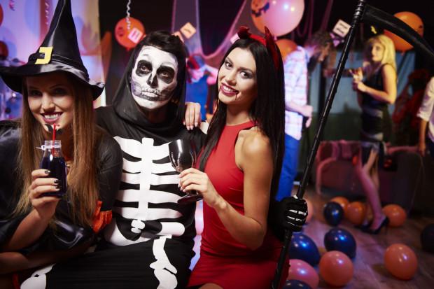 Imprezy taneczne to najpopularniejsza forma spędzania Halloween, jednak w Trójmieście nie zabranie też innych atrakcji.