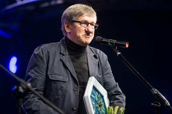 Nagrodę za Całokształt Pracy Literackiej przyznano Aleksandrowi Jurewiczowi.
