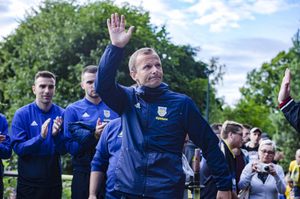 Grzegorz Witt jest trenerem przygotowania motorycznego młodzieżowej reprezentacji Polski. Tę rolę pełni teraz również w drużynie IV-ligowych rezerw oraz juniorów starszych i młodszych Arki Gdynia. W pierwszym zespole zabrakło dla niego miejsca.