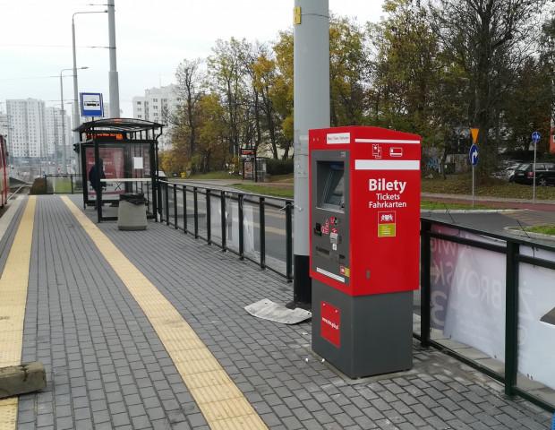 W sumie w Gdańsku bilety można kupować już w 105 takich urządzeniach.