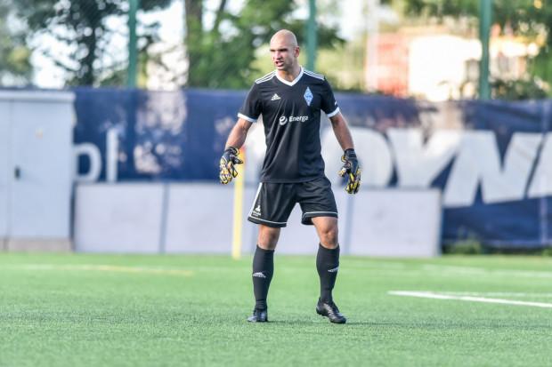 Bramkarz Bałtyku Gdynia Marcin Matysiak zachował drugie czyste konto w tym sezonie ligowym.