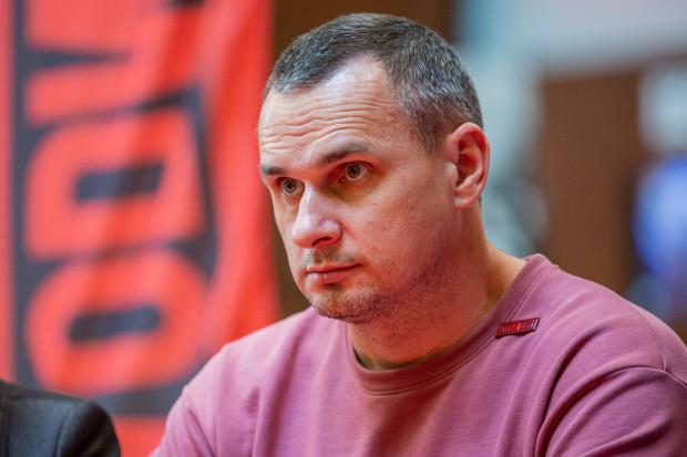 Ukraiński reżyser Oleg Sencow, symbol walki z rosyjskim reżimem, przyjechał do Gdańska i opowiedział o swojej niewoli.