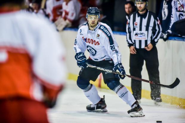 Ladislav Havlik zdobył dla Lotosu gola i trzy asysty w meczu wyjazdowym z Naprzodem Janów.