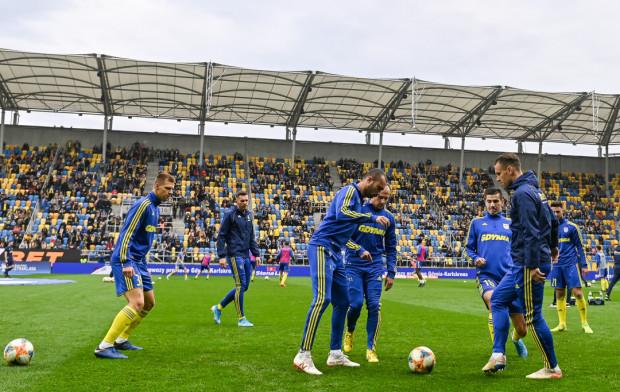 Piłkarze Arki Gdynia przegrali w lidze i pucharze na wyjeździe w tym sezonie 7 z 8 meczów.