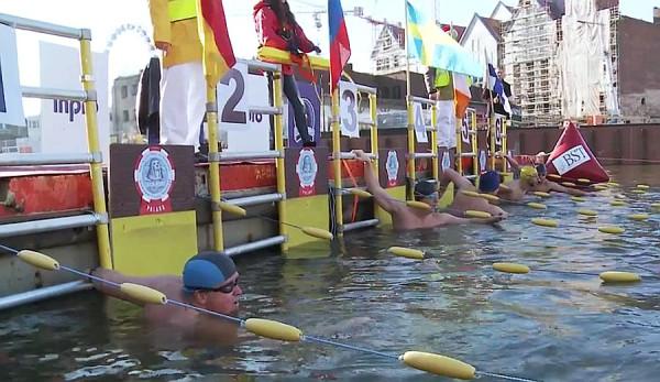 Organizatorzy mistrzostw Europy morsów w Gdańsku spodziewają się ok. 250 zawodników, którzy popłyną w torach zainstalowanych pomiędzy pomostami jachtowymi.