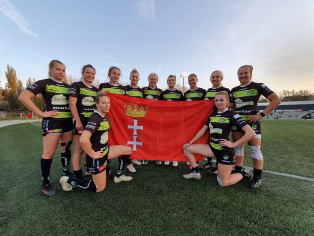 Biało-Zielone Ladies Gdańsk na półmetku rywalizacji o mistrzostwo Polski 2019/20 w rugby kobiet zameldowały się z kompletem wygranych turniejów.