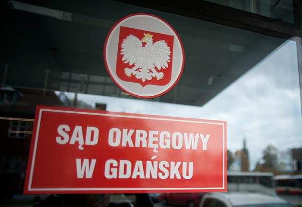 Akt oskarżenia został już wysłany do Sądu Okręgowego w Gdańsku.