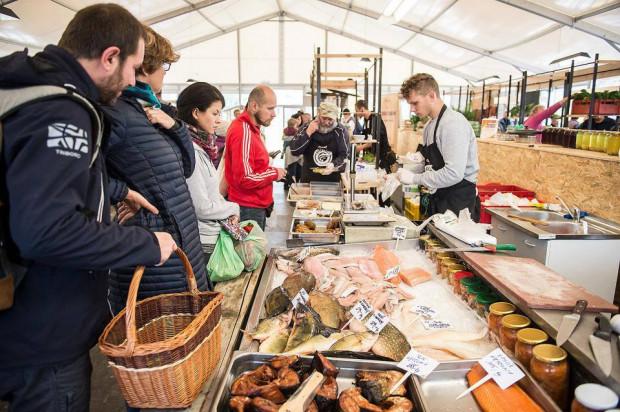 Gdański Bazar Natury od listopada rusza z trzecim dniem targowym - wtorkiem.