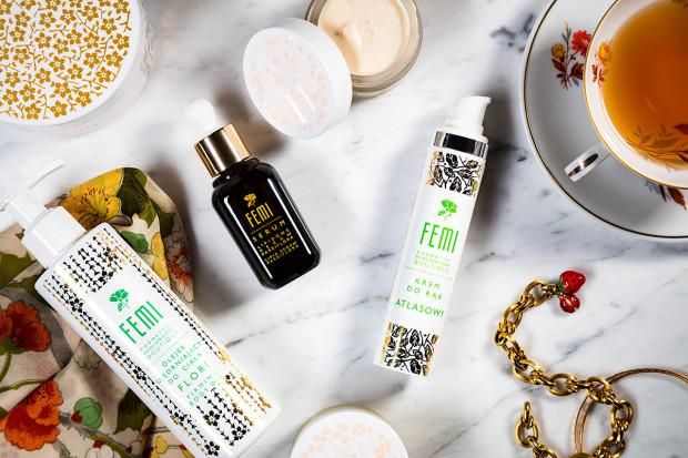 Naturalne kosmetyki Femi odpowiednio odżywią nasza skórę. Znajdziemy wśród nich olejki do twarzy i ciała.