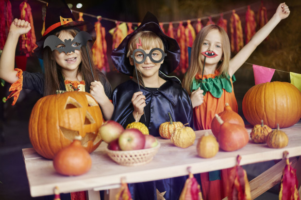 W weekend czekają was jeszcze halloweenowe wydarzenia.