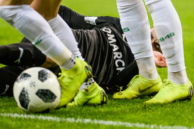 Lechii Gdańsk nie udało się utrzymać remisu w wyjazdowym meczu z Cracovią.
