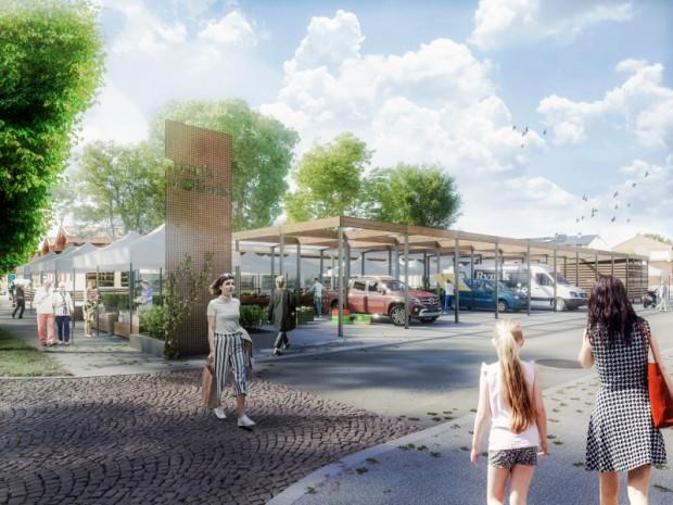 Zmiany na rynku w Oliwie mają być zrealizowane wiosną 2020 r.