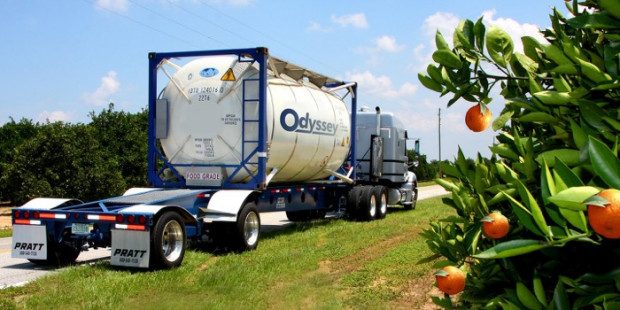 Biuro w Gdańsku otwiera Odyssey Logistics & Technology Corporation - globalny dostawca usług logistycznych i transportowych.