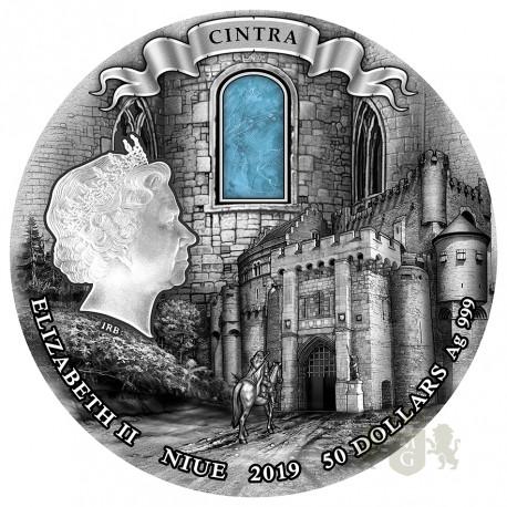 """Kilogramowa moneta o nazwie """"Ostatnie życzenie""""."""
