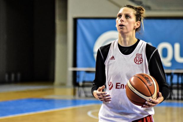 Martyna Koc, koszykarka DGT Politechniki Gdańsk została kapitanem kobiecej reprezentacji Polski w koszykówce.
