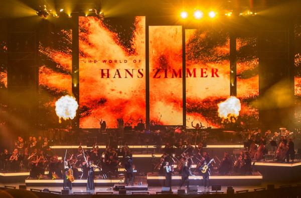 W środę 20 listopada w Ergo Arenie posłuchamy przebojów Hansa Zimmera w aranżacjach symfonicznych.