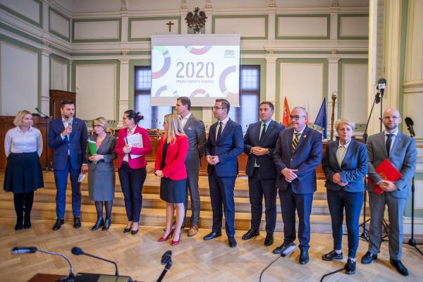 Projekt budżetu został złożony w Radzie Miasta Gdańska. 15 listopada mijał termin, by to zrobić.