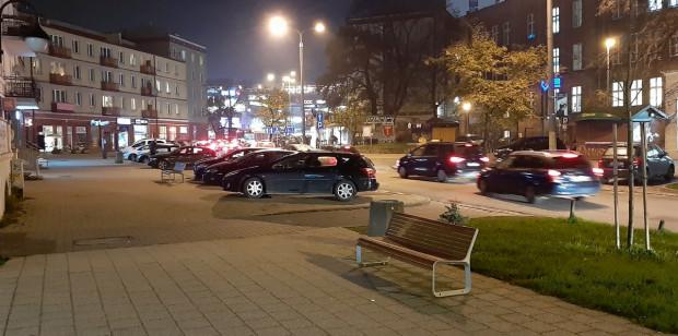 Do nietypowej interwencji doszło we wtorek przy ul. Dmowskiego we Wrzeszczu.