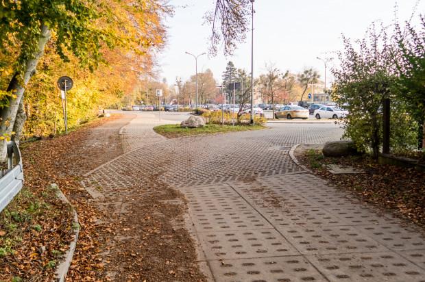 Ulica Spacerowa w Orłowie stanie się przyjaźniejsza dla pieszych.