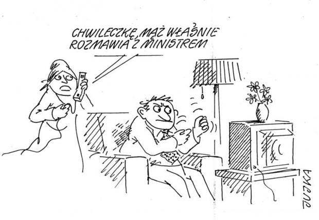 Przez kilkadziesiąt lat rysunki Zbigniewa Jujki były publikowane w Dzienniku Bałtyckim.