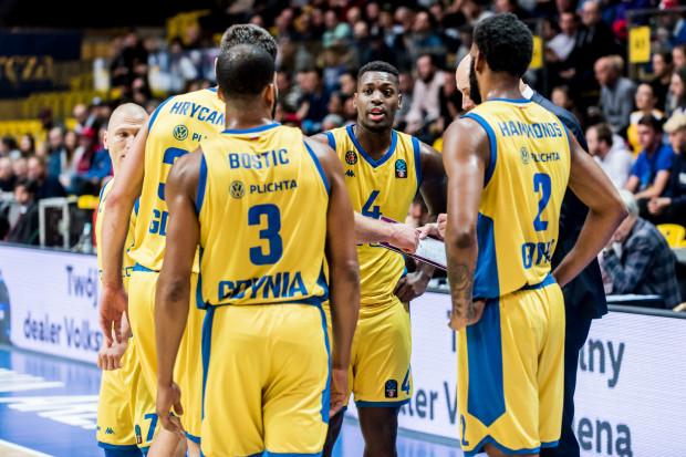 Koszykarze chcą wrócić do strefy premiowanej awansem do kolejnej rundy Eurocup, z której wypadli po poprzedniej porażce z Unicają Malaga.