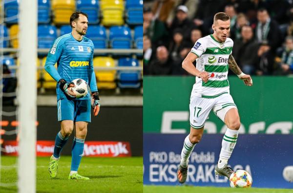 Lukas Haraslin (z prawej) i Filip Mladenović o Euro 2020 zagrają w marcowych barażach, a Pavels Steinbors (z lewej) na eliminacjach zakończył grę o mistrzostwa Europy.