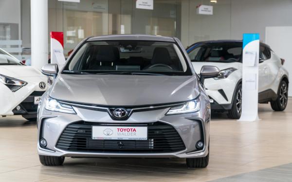 Zajrzyj do salonów Toyota Walder i sprawdź, jakie czekają na ciebie promocje.