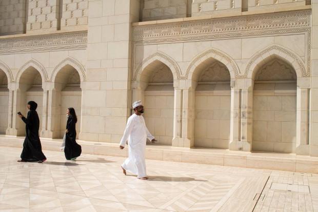 """Agata Romaniuk, autorka reportażu """"Z miłości? To współczuję"""", opowiada o współczesnych kobietach i mężczyznach w Omanie."""