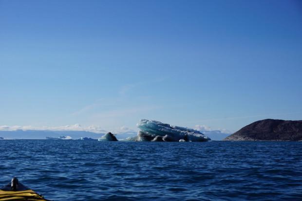Zbigniew Szwoch odbył kilka samotnych wypraw na Grenlandię.