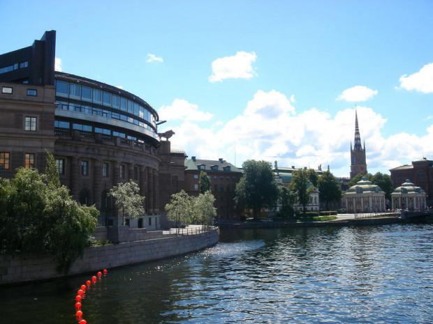 Katarzyna Tubylewicz opowie o codzienności w Sztokholmie.